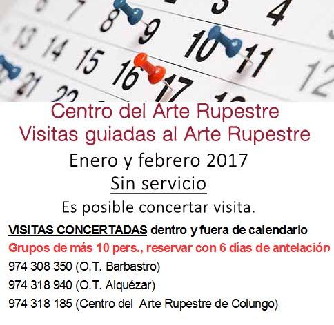 Centro del Arte Rupestre y Visitas al Arte Rupestre