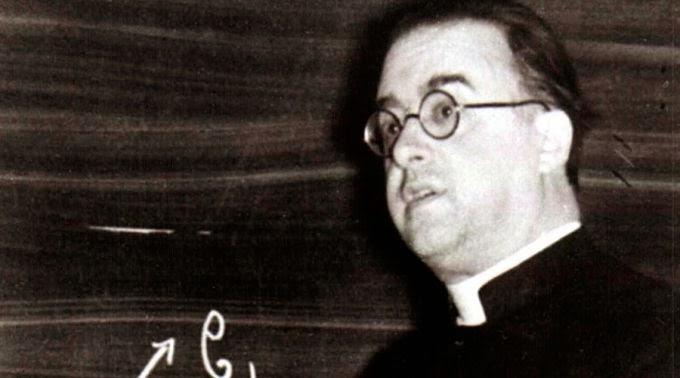 Poucos sabem, mas, a teoria do Big Bang foi proposta por um padre católico