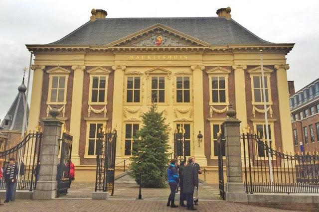 Museo Galería Real de Pinturas Maurithuis en La Haya