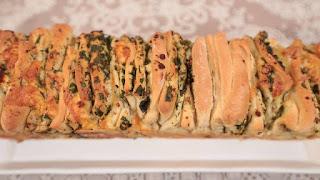 29 eylül otlu ekmek tarifi
