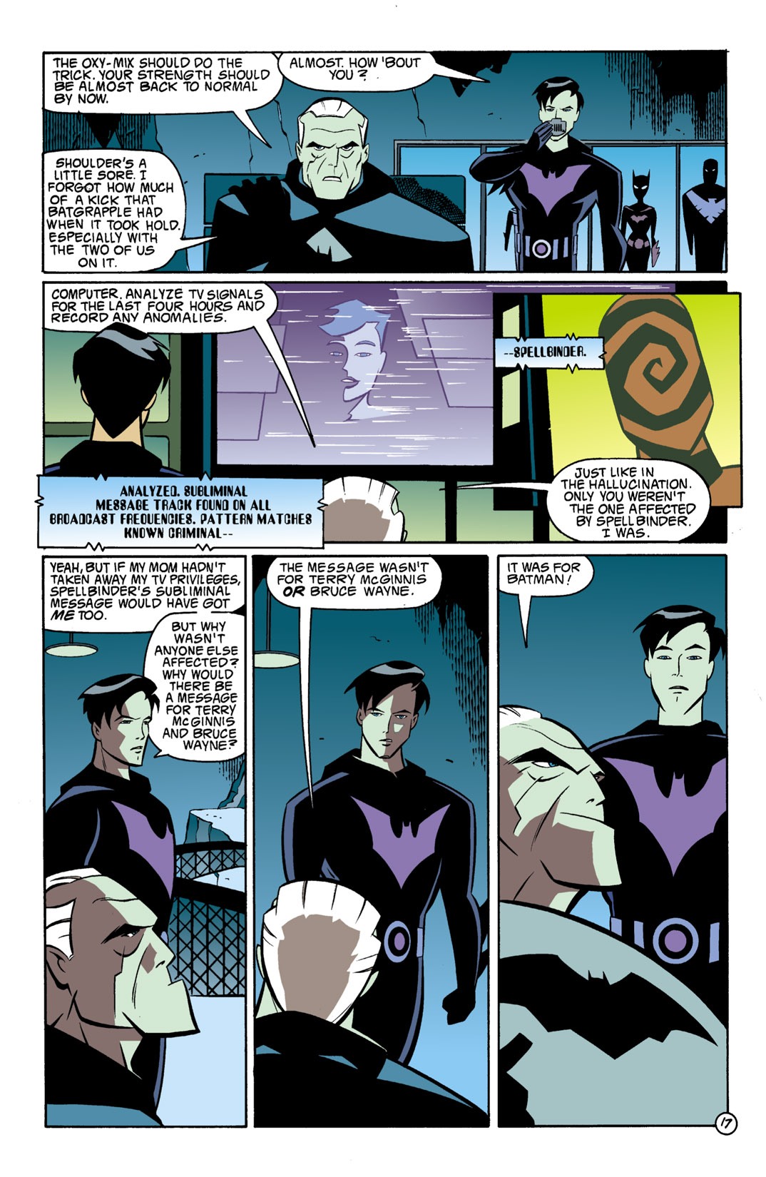 Batman Beyond [II] Issue #1 #1 - English 18
