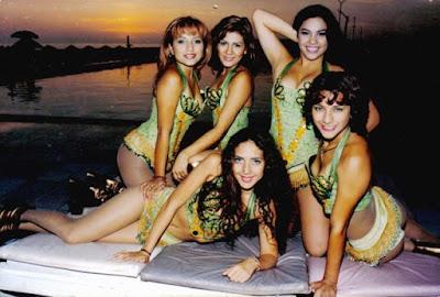 Agua Bella 2001
