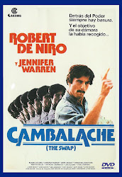 Cambalache (Sam's Song) – Linea de Fuego Poster