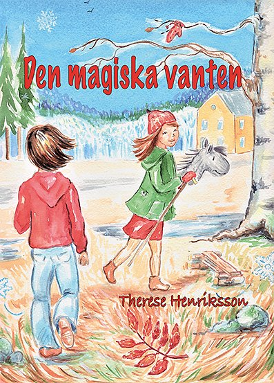 Ny bok! Den magiska vanten