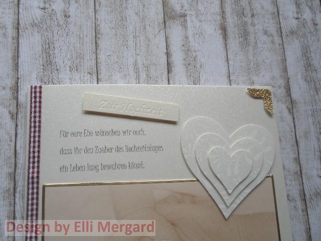 ellis eventkarten gl ckwunschkarte zur hochzeit und taufe traufe. Black Bedroom Furniture Sets. Home Design Ideas