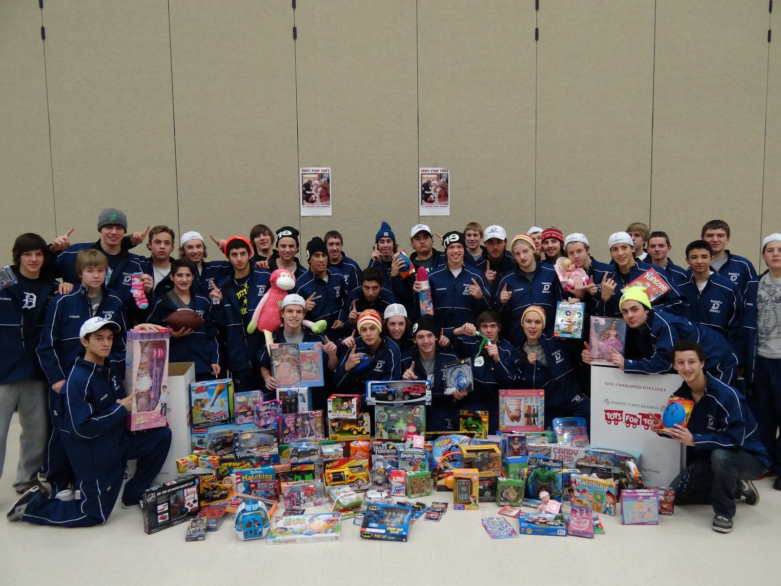 The Santa Clause 2 Toys For Tots : The macomb daily s high school confidential dakota