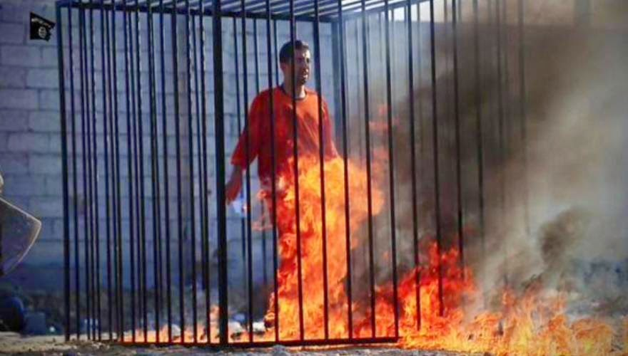"""Ιδού οι Τζιχαντιστές! Οι οπαδοί """"της θρησκείας της αγάπης""""... Καίνε, αποκεφαλίζουν, εκτελούν με συνοπτικές διαδικασίες αθώους. Πόσους τέτοιους έχουμε στην χώρα είπαμε;"""