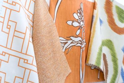pattern design Thom Felicia for Kravet