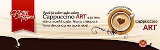 "Concurso Cultural ""Cappuccino Art"""