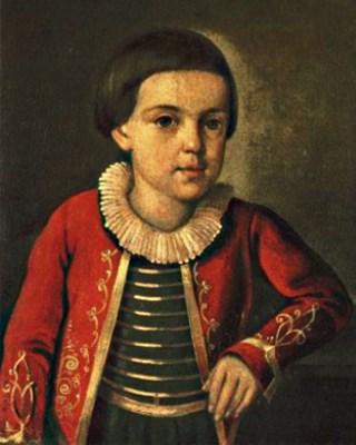 Детство и юность Лермонтова Сочинение и анализ произведений  Детство Михаила Лнрмонтова