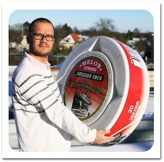 Gotlandssnus Jakobssons Melon Snus