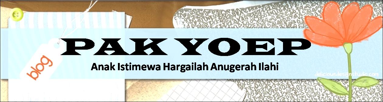 Blog Pak Yoep