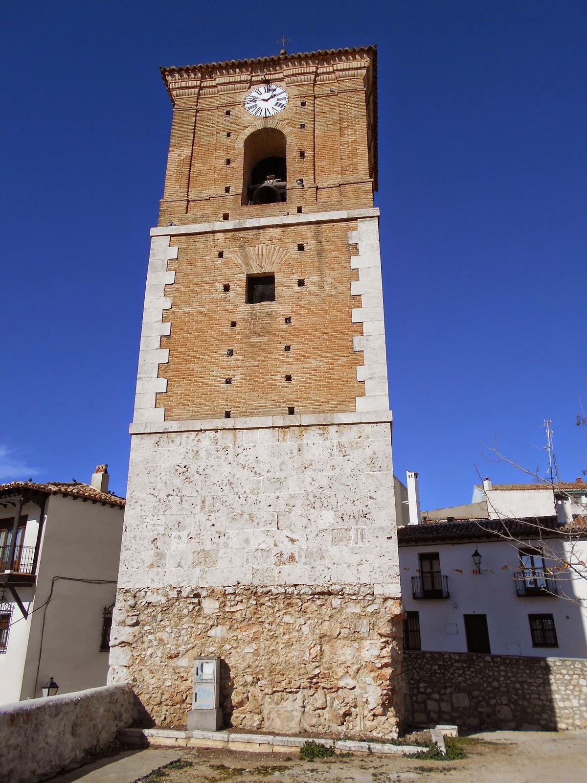 Torre del Reloj, parte de la antigua Iglesia de Nuestra Señora de Gracia.