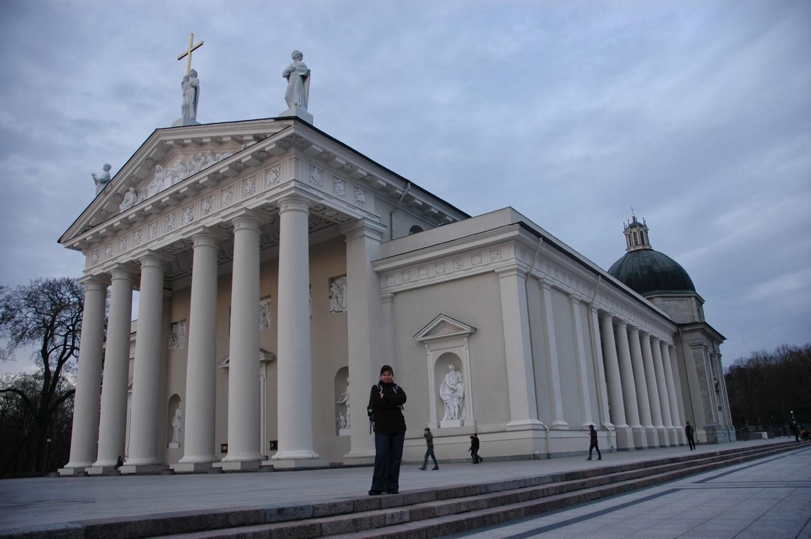 Bazylika Archikatedralna św. Stanisława i św. Władysława z Kaplicą św. Kazimierza w Wilnie