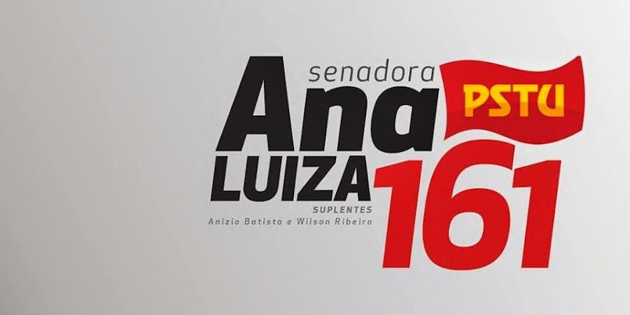 Sua candidata para Senadora por São Paulo