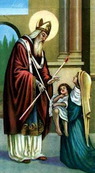ST. BLAISE, Zealous Bishop and benefactor of the POOR