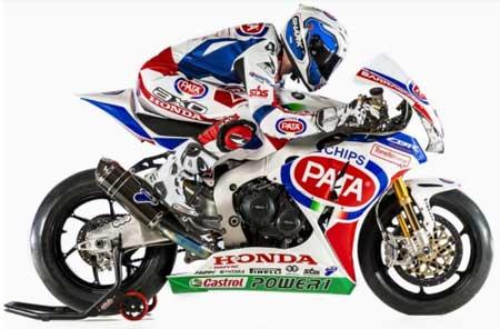 Tim PATA Honda Superbike