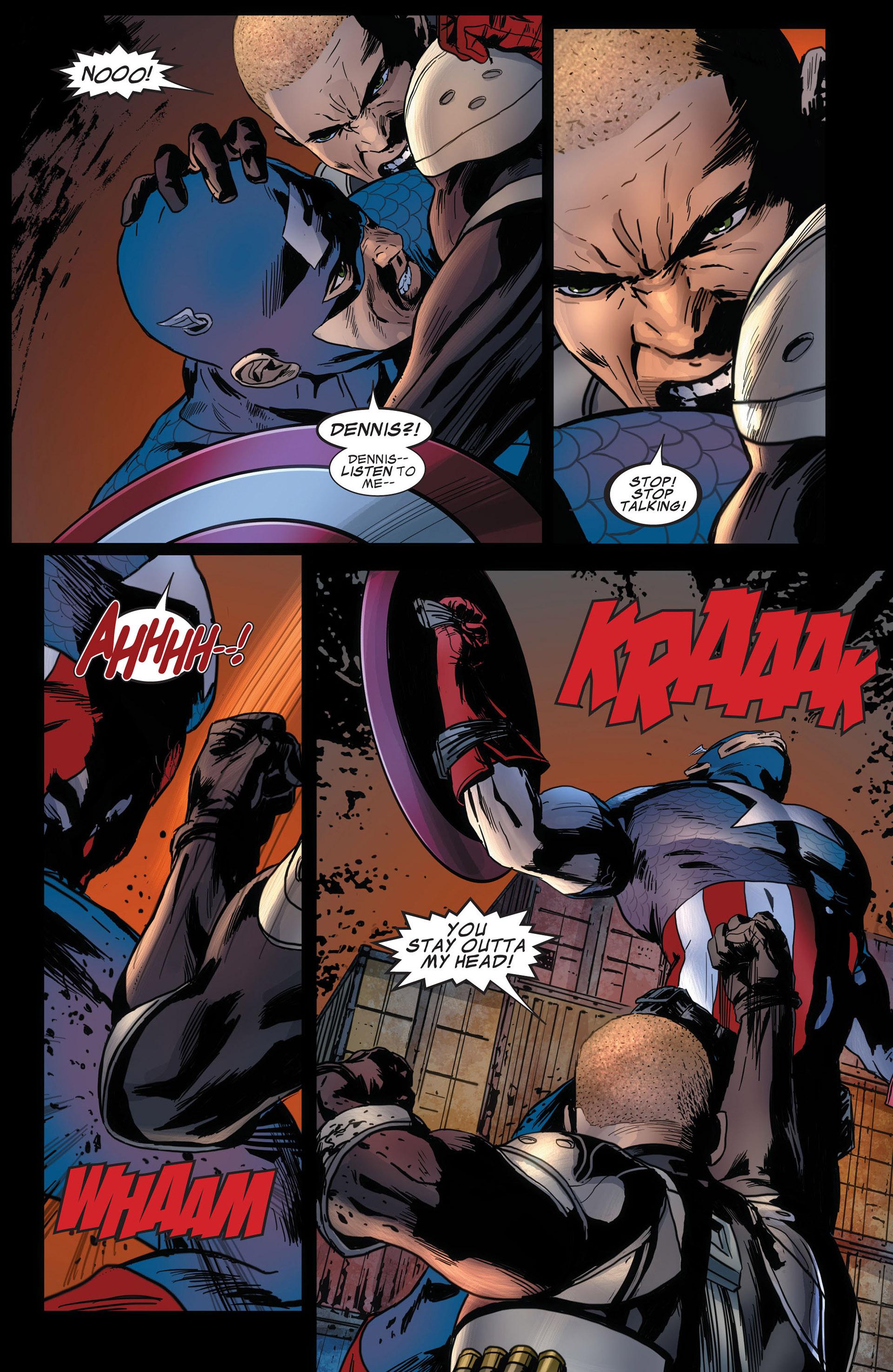Captain America (2011) Issue #14 #14 - English 12