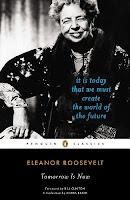 Eleanor Roosevelt Tomorrow Is Now motivation