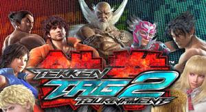 tekken tag tournament 2 game free download