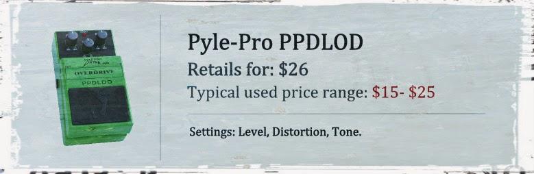 Pyle Pro PPDLOD Ultimate Overdrive