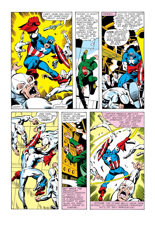 Captain America (1968) Issue #236 #151 - English 16