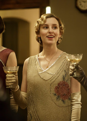 Laura Carmichael in Downton Abbey Season 6
