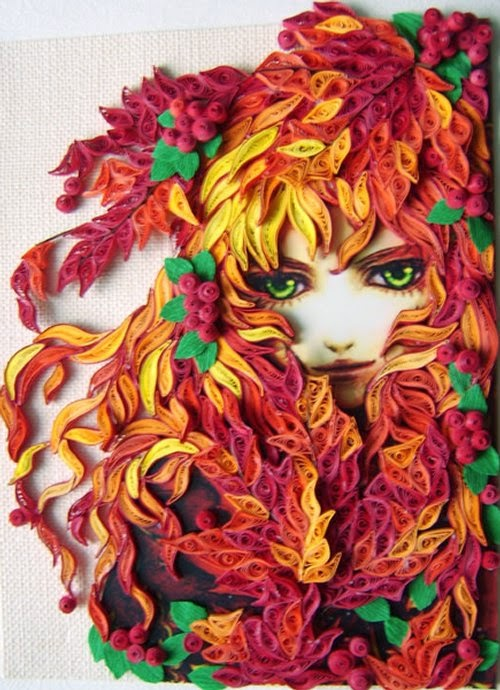 19-Eugenia-Evseeva-Quilling-Paper-&-Photo-Portraits-www-designstack-co