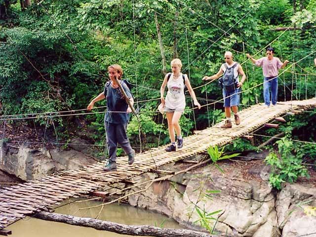 Trekking Pu Luong nature reserve 1