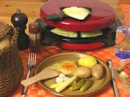 COMING UP - Raclette