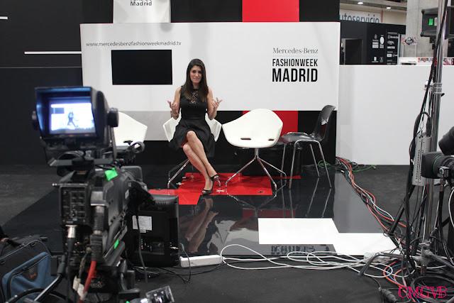 diana dazzling, fashion blogger, fashion, blog,  cmgvb, como me gusta vivir bien, MBFW, backstage, mercedes benz fashion week TV