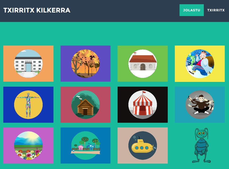 TXIRRITX KILKERRA