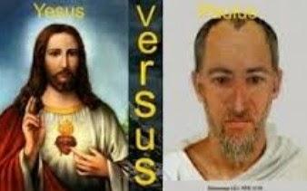 nabi palsu, rasul palsu anti kristus yesus, dajjal menurut alkitab katolik