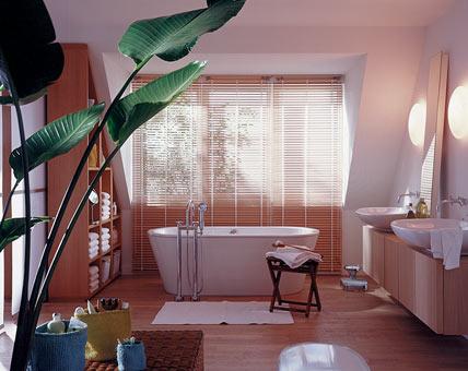 dekoracja okien rolety zas ony rzymskie aluzje. Black Bedroom Furniture Sets. Home Design Ideas