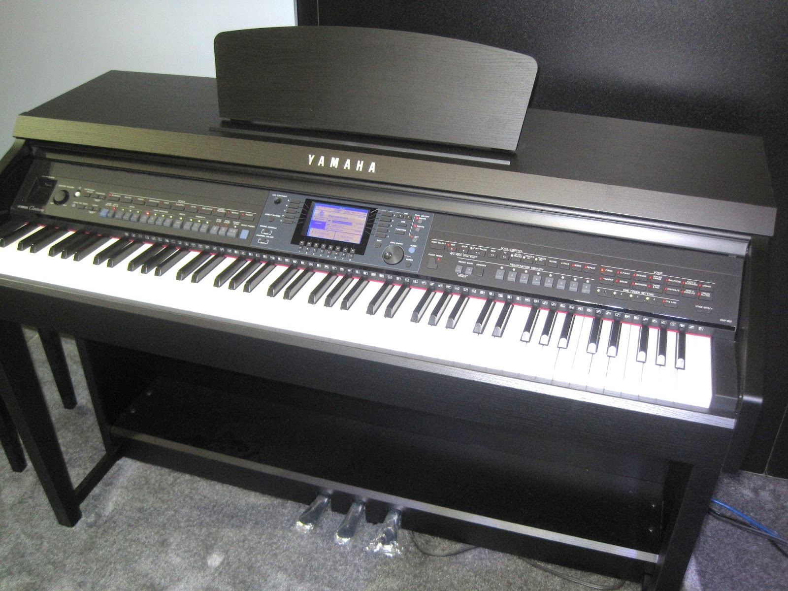 Azpianonews review casio px780 digital piano a best for Yamaha piano com