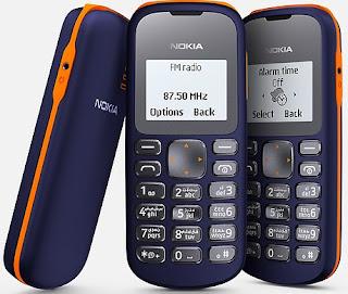 Gambar Nokia 103