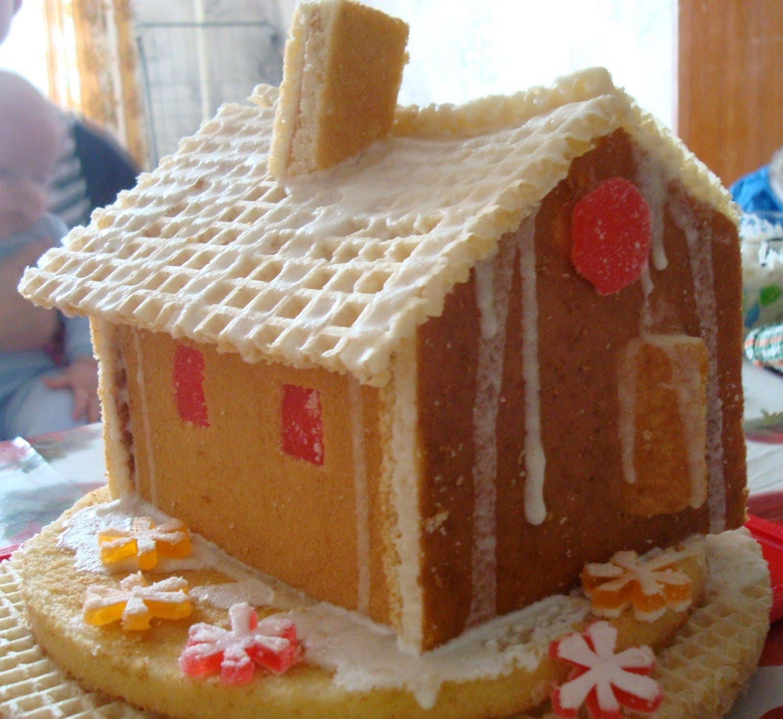 Торт избушка рецепт пошагово в домашних условиях