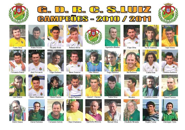 CAMPEÕES 2010-2011