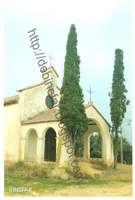 Ermita El Romeral Binéfar