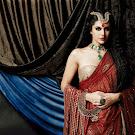 Mandira Bedi Gaja Jewellery Ad Shoot Pics