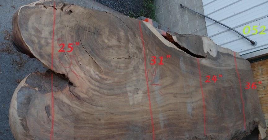 menuiserie st m thode tranche d 39 arbre de parota sur plot live edge vendre. Black Bedroom Furniture Sets. Home Design Ideas