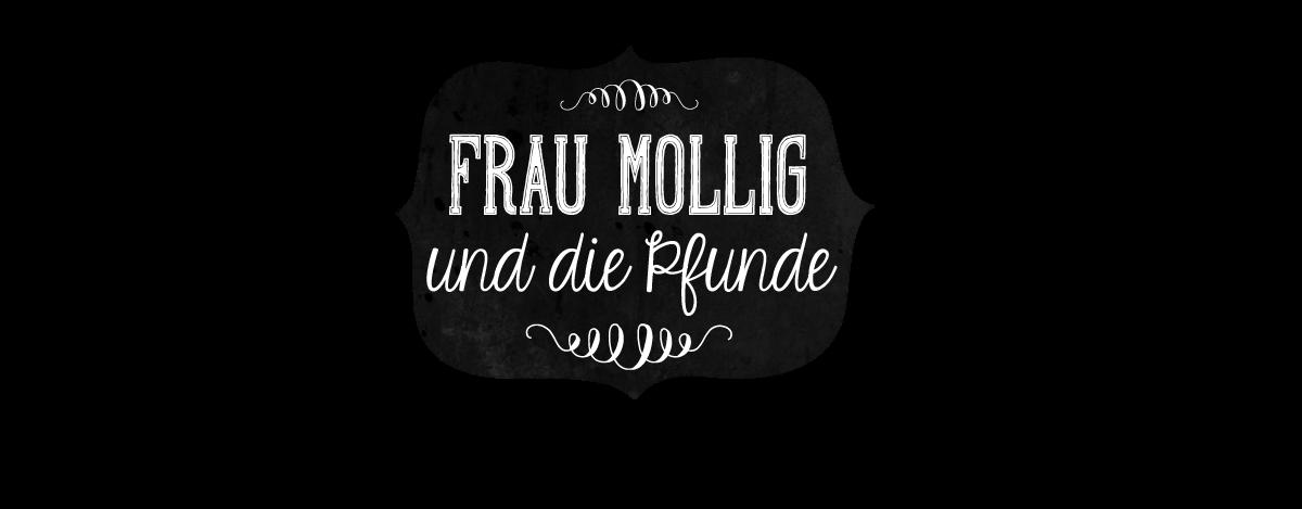 Frau Mollig und die Pfunde