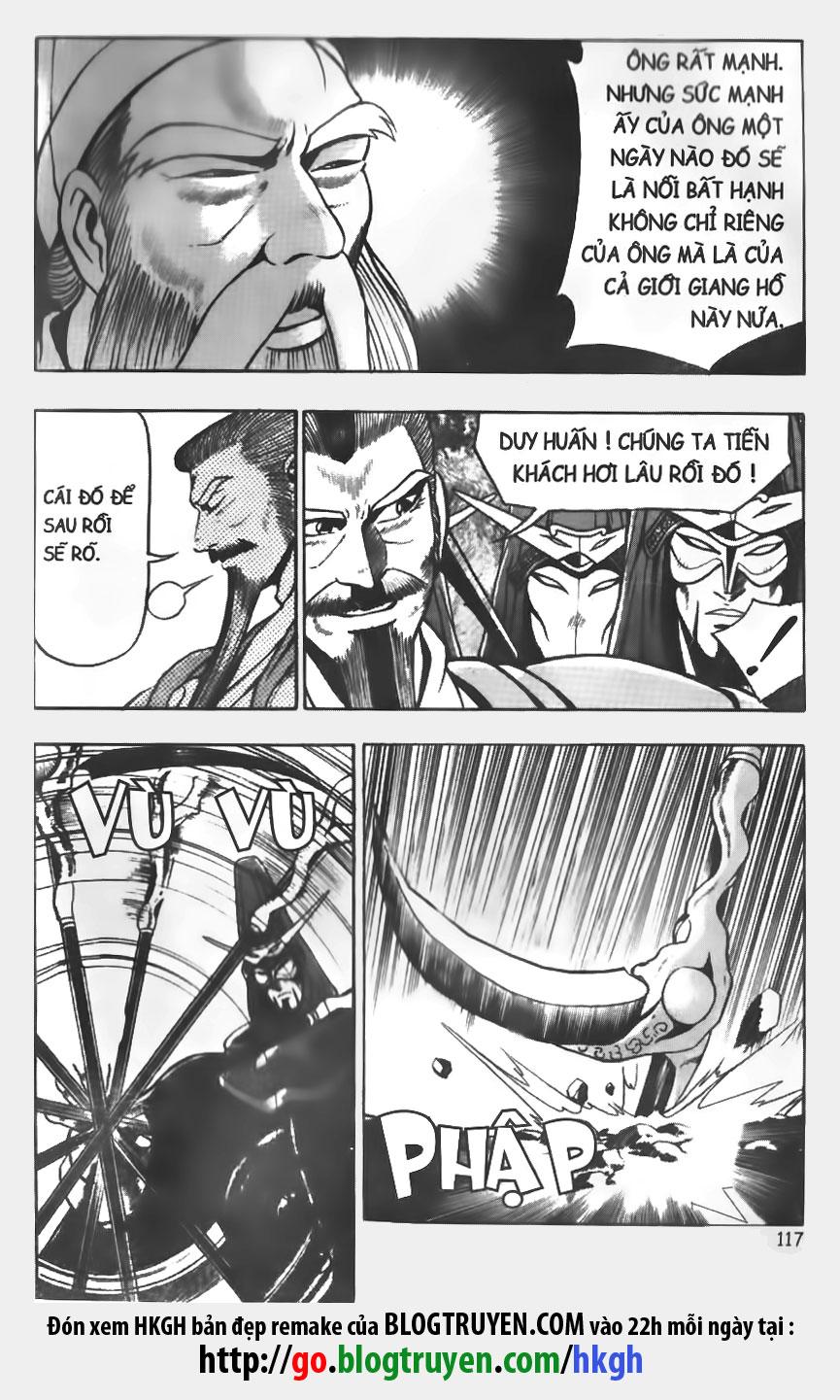 Hiệp Khách Giang Hồ - Hiệp Khách Giang Hồ Chap 066 - Pic 5