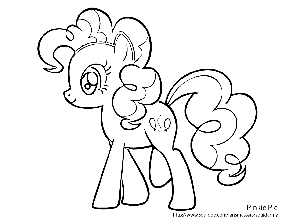 printable coloring pages my little pony coloring pages