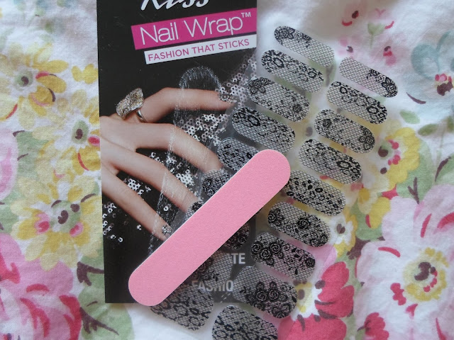 Review Kiss Nail Wraps
