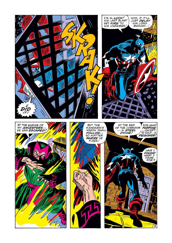 Captain America (1968) Issue #125 #39 - English 18
