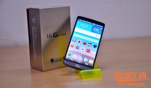 Đánh giá toàn diện LG G3 Cat6 F460 Hàn Quốc