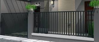 sample images fences for home exterior design type 36