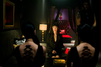 Katharine Isabelle and The Soska Sisters in American Mary