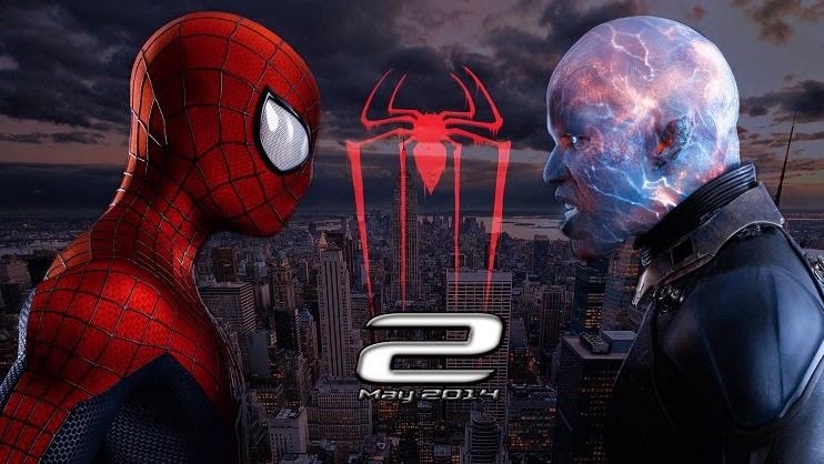 Free Download Film the amazing spider man 2 2014